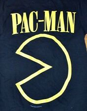 Pac-Man Pacman Pac Man Graphic T-Shirt Mens Tee Size Small
