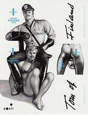 Finland 2014 MNH - Tom of Finland - Art - miniature sheet of 3 stamps
