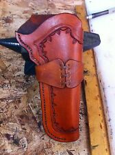 HOLSTER FOR RUGER SINGLE SIX CUSTOM HAND MADE