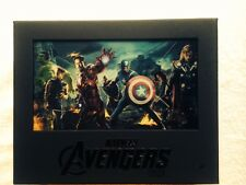 The Avengers 3D 4 Disc Best Buy Exclusive Lenticular Light-Up Box Set NEW SEALED