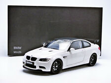 Kyosho BMW M3 Coupe GTS E92 White with Carbon Roof 1/18 Scale New In Stock