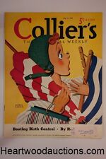 Collier's Jul 15, 1939 Arthur Crouch  cvr - High Grade