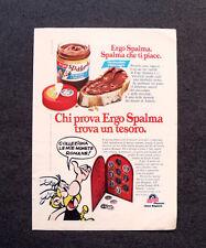 I992-Advertising Pubblicità-1978- ERGO SPALMA , PLASMON