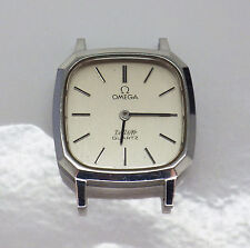 Omega DeVille Ladies Steel Quartz Watch 5910047 calibre 1350