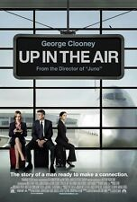 Up In The Air movie poster 11 x 17 inches - George Clooney poster