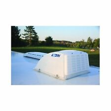 Roof Vent Cover White Camper Rv Trailer Top Travel Rain Air Wind Lid Camco Parts