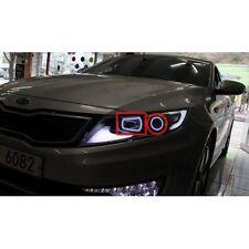 LED Angel Eye DIY Kit For 11 12 Kia Optima K5 Hybrid