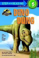 Dino Dung (Step into Reading)