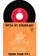 "7"" Liberation of Man - You´re my Number One ----"
