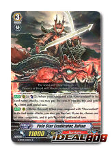 Cardfight Vanguard  x 4 Pole Star Eradicator, Zuitan - G-BT09/030EN - R Mint