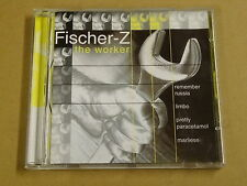 CD / FISCHER-Z ‎– THE WORKER