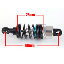 2 x 6603 65MM 1/10 shock absorbers suitable for car Monster Trucks and RC Buggys