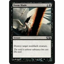 3x MTG Doom Blade NM - M10