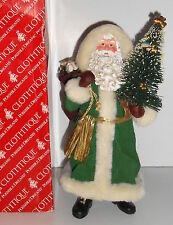 Clothtique CELTIC CHRISTMAS Irish Santa Possible Dreams 2006 in Box 5771298