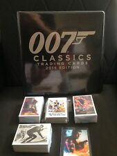 JAMES BOND 007 CLASSICS 2016 ULTIMATE MINI-MASTER SET WITH BINDER++