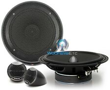 "FOCAL IS-165 6.5"" 140W RMS 2-WAY INTEGRATION COMPONENT TWEETERS SPEAKERS NEW"