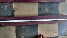 "Indian Rosewood Neck Blank 1 Nos 33""x4""x1.25"""