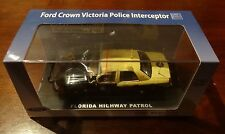 First Response 1:43 Ford Crown Vic Police Interceptor Florida Highway Patrol