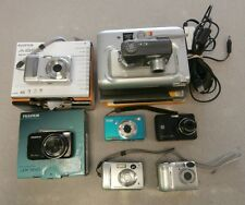 Digital Camera Bundle - AS-IS!- Fuji, Nikon, GE, Vivitar, Kodak  Great Bundle!