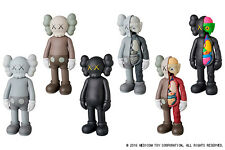 2016 KAWS COMPANION OPEN EDITION MEDICOM TOY PLUS ALL 6 SETS Be@rbrick