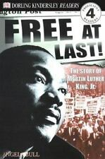 DK Readers: Free At Last, The Story of Martin Luther King, Jr.