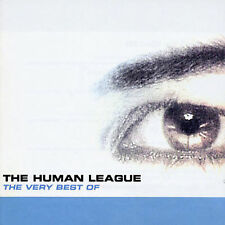 Very Best Of (+ Bonus CD) by The Human League (CD, Sep-2003, Emi/Virgin)