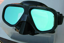 Scuba diving STEALTH MASK brand NEW, face BEAVER snorkelling diver SNORKEL swim