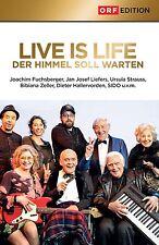 LIVE IS LIFE, Der Himmel soll warten (Joachim Fuchsberger, Sido, Ursula Strauss)