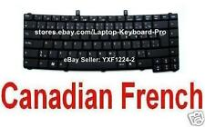 eMachines D620 Keyboard Clavier - Canadian French CF