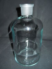 Kimble Kimax-34 Glass 1000mL Heavy Wall Apothecary Bottle, No Stopper