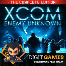 XCOM Enemy Unknown Complete Edition - PC / Steam CD Key - Game Download