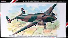 LOCKHEED C-60 LODESTAR (BOAC, RAF & NORVEGIAN AF MARKINGS) 1/72 SPECIAL HOBBY