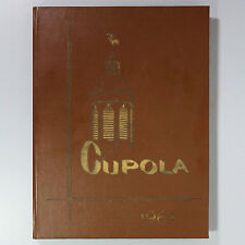1963 Cupola - WESTERN NEW ENGLAND COLLEGE Yearbook - Springfield MA - University