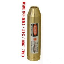 New .243/308WIN 7MM-08REM Bore Sight Boresighter  Laser