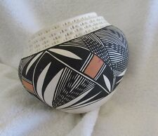 "ACOMA Hand-Coiled Pottery; FINE Graphics and Uniquely NICE, By: ""Beverly GARCIA"""