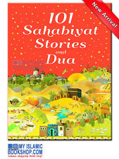 101 Sahabiyat Stories and Dua Muslim Islamic Children Kids Book Best Gift Ideas