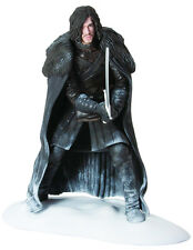 "JON SNOW Dark Horse Game of Thrones Song of Ice and Fire Figure 7.5"" HBO NEW"