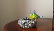 Bird Bowl ornament perfect for putting keys Home Decor