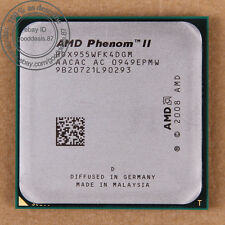AMD Phenom II X4 955 - 3.2 GHz (HDX955WFK4DGM) Socket AM3 CPU Prozessor 667 MHz