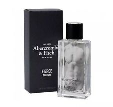 Abercrombie & Fitch Fierce Eau de Cologne Spray for Men 100 ml 3.4 oz Sealed