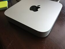 Apple Mac Mini 2GHz Quad Core i7 8GB RAM 256 GB SSD HD - 1 year warranty !