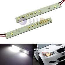 2x Xenon White LED Module For 2008-2010 BMW E60 LCI 5 Series Eyelid Eyebrow Mod