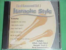 Fred Hammond~Christian~Daywind~Karaoke Style ~ You Are the Living Word ~CD+G~New