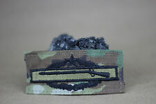 New Combat Infantry 2nd Award Badge CIB Sew-on Multicam OCP Skill Badge