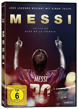 Messi [DVD] *NEU* Lionel Messi FC Barcelona Dokumentation 2016