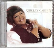 SHIRLEY CAESAR  Good God  New Sealed  Gospel CD  12 tracks 61 minutes
