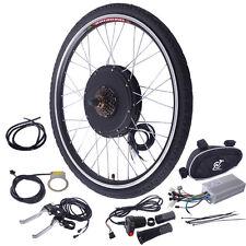"26"" Electric Bicycle 48V 1000W Rear Wheel Conversion Kit New E-Bike Motor Hub"
