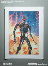 Sideshow Collectibles Terminator: The Future is Not Set Art Print LE 300