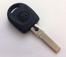 VW TRANSPONDER KEY- GOLF.PASSAT, BEETLE, POLO, BORA GOLF GTI