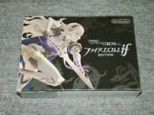 NEW Nintendo 3ds LL Console Fire Emblem if Limited Kamui Corrin promo Japan